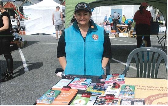 Sha (Te Whanga o Titahi) Immunisation Promotion